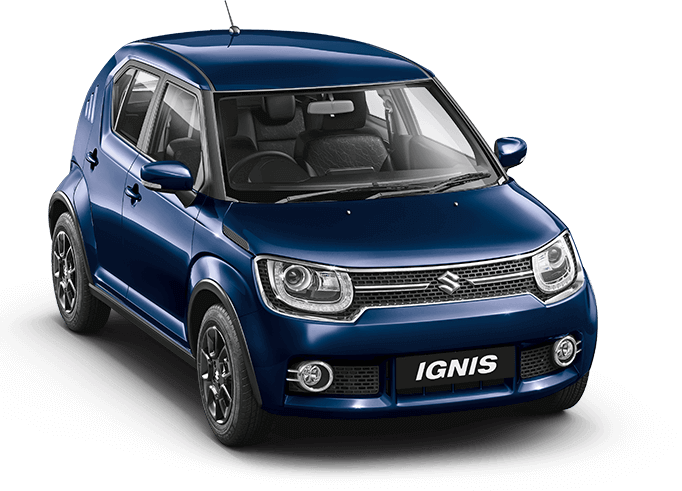 Ignis Car Exterior Specifications