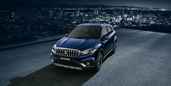 Maruti Suzuki The All New S-Cross Brochure