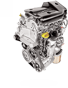 S-cross engine Specification