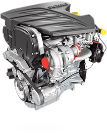 S-cross engine