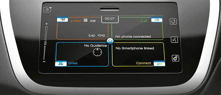 S-cross Music system Specification