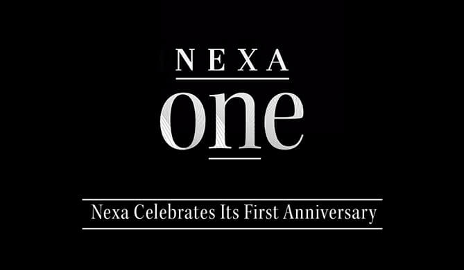 Nexa First Anniversary