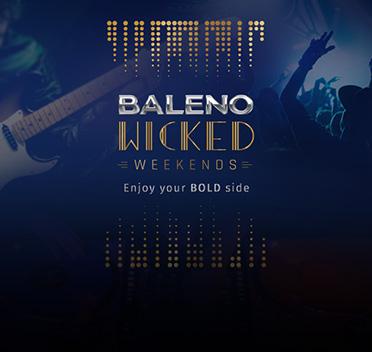 Nexa - Baleno Wicked Weekend