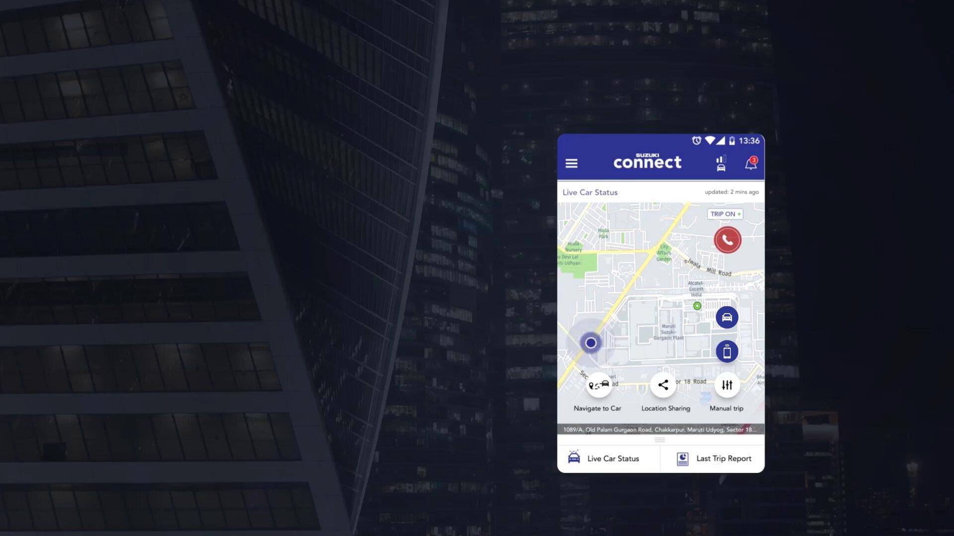 Suzuki Connect: Advanced Telematics Solutions from NEXA